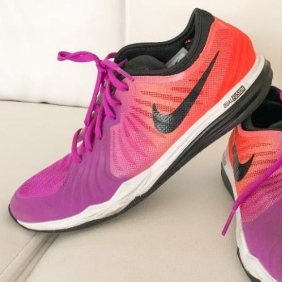 Edredón beneficioso exceso  Nike Shoes   Dual Fusion Tr 4 Print Womens 85   Poshmark